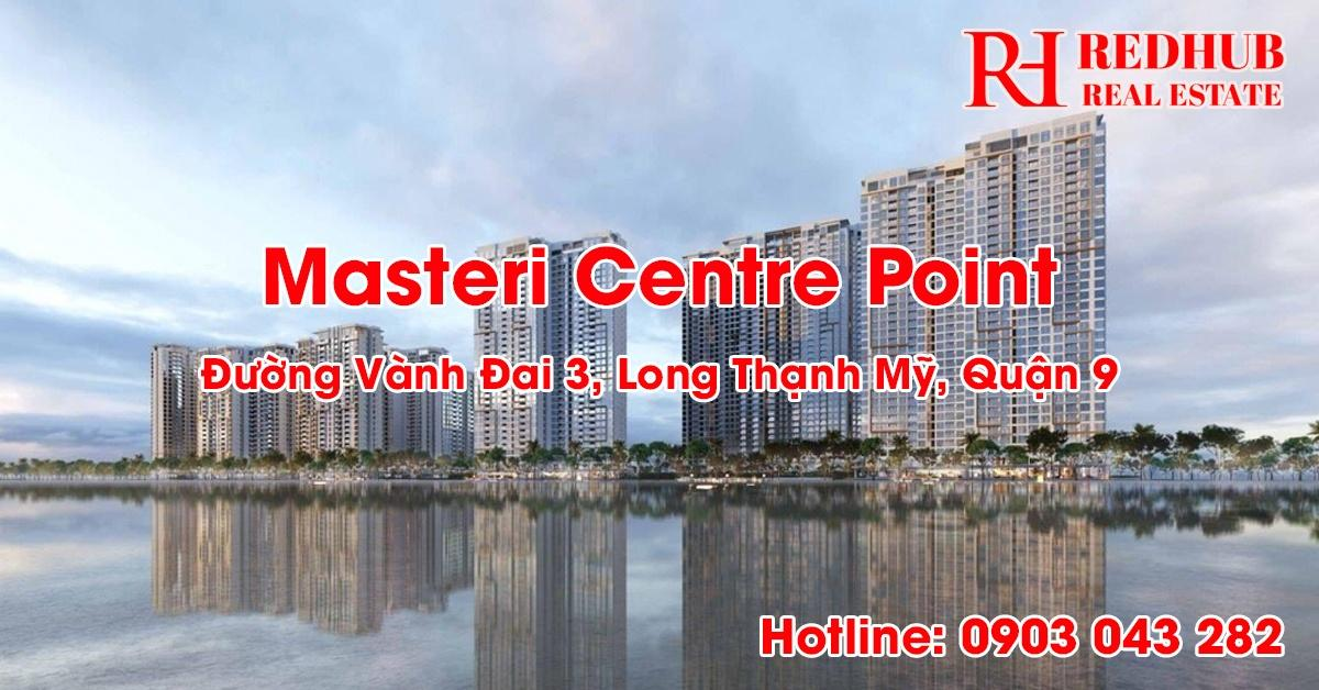Masteri Centre Point Quận 9